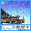 Pvc coated welded mesh building material airport fence