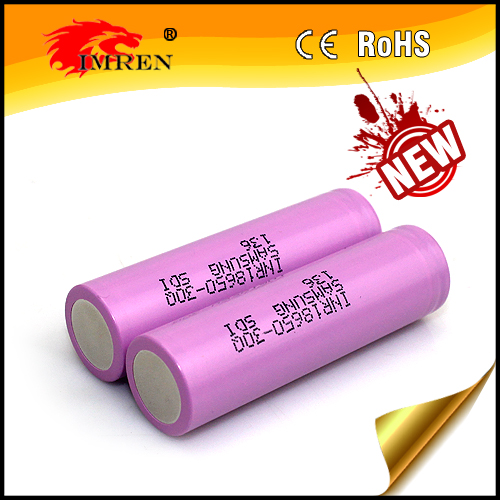 inr18650-30Q 3.7v Lithium Battery Cell 30amp 3000mah for Samsung