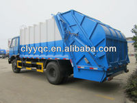Original factory directly sales iveco garbage truck,dongfeng Compressible garbage truck