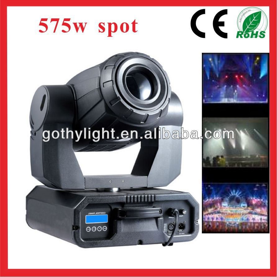 Hot Sale/stage Light/spot 575 Watt Moving Head