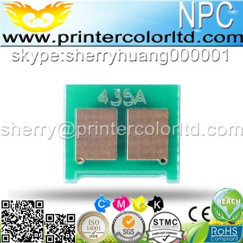 Laser Printer Chip Reset for HP LaserJet pro M12w M12a MFP M26a M26nw Compatible Cartridge