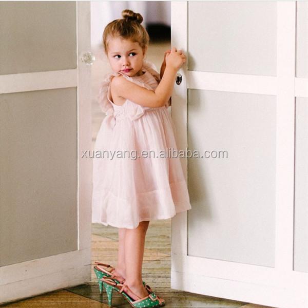New Model Casual Dresses Little Girls Cotton Summer Dresses Summer ...
