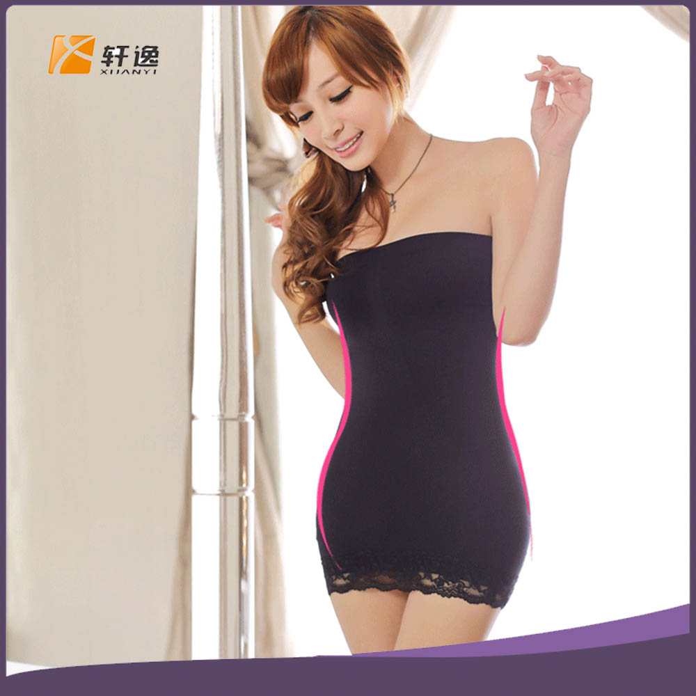 NY003 Body piece body abdomen thin no trace body lace wrapped chest