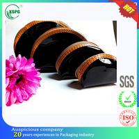 Picture package cosmetic plastic Zipper bag pvc cases ladies