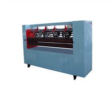 slitting creasing and thin blade corrugated paperboard machine