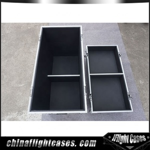 Fire Prevention Audio Flight Case with Wheels For Indoor Stadiums