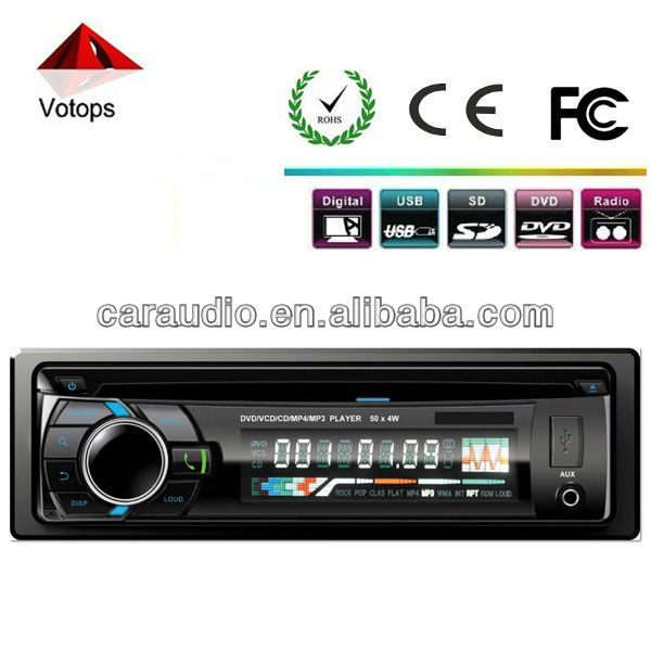 CAR AUIDO with Colourful LCD display;2 Channels;RCA output;; clock;ID3;ESP