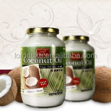 Lordduke thailand Cold Pressed Organic Virgin Coconut Oil