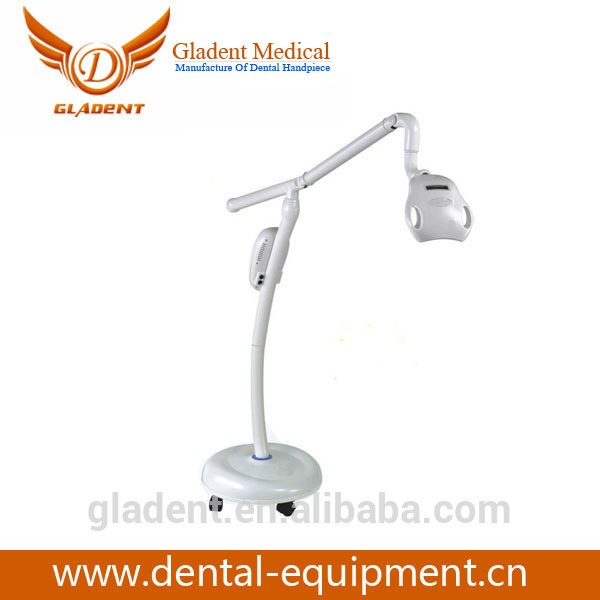 Foshan Gladent Professional Bleaching Light dental shade guide