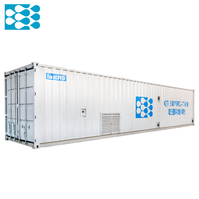 Containerized! RO zeewater behandeling systeem/machine/plant/unit prijs