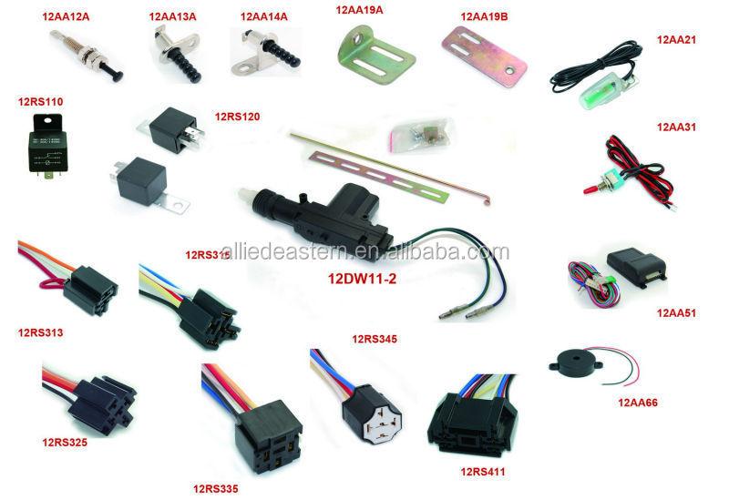 High Performance Car Alarm Accessories - Buy Car Alarm Accessories ...