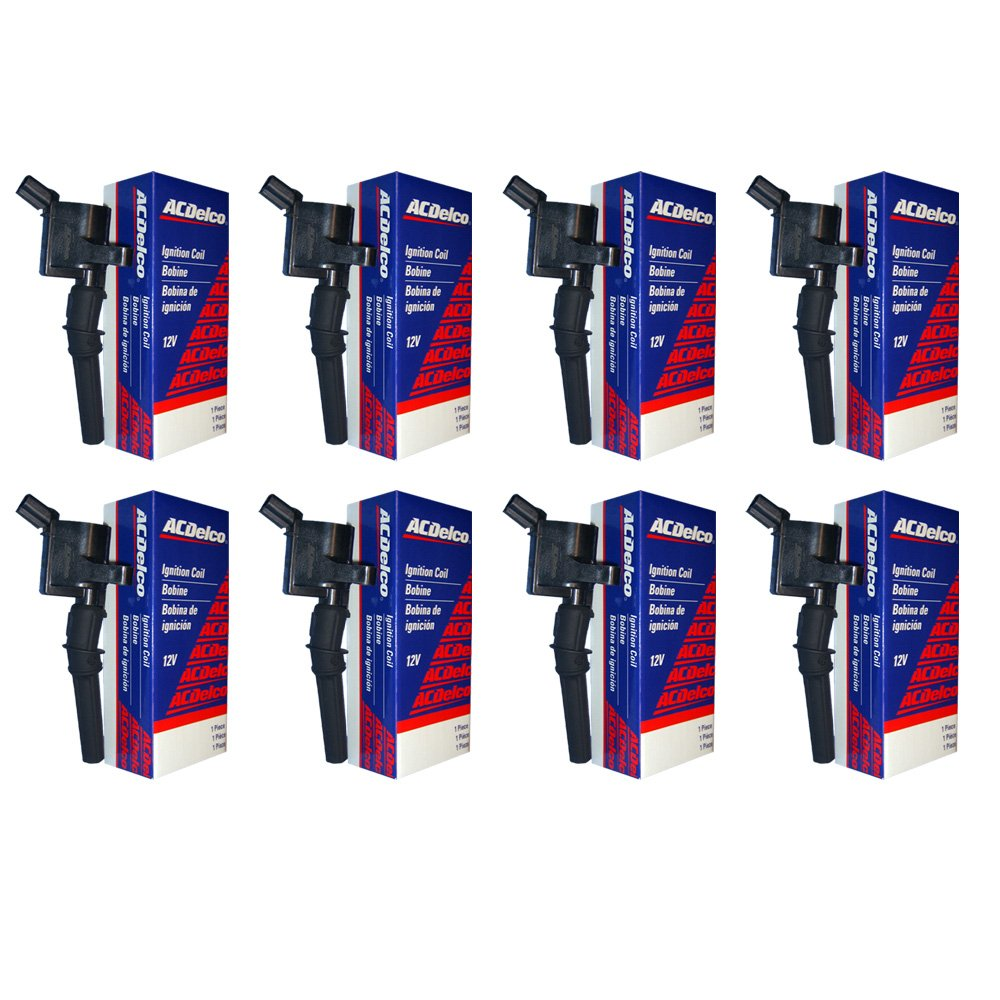 Cheap 2000 Ford F150 Coil Pack Find Deals Spark Plug 5 4 Get Quotations New Acdelco Ignition Set 8 1997 1998 1999 2001 2002 2003 2004