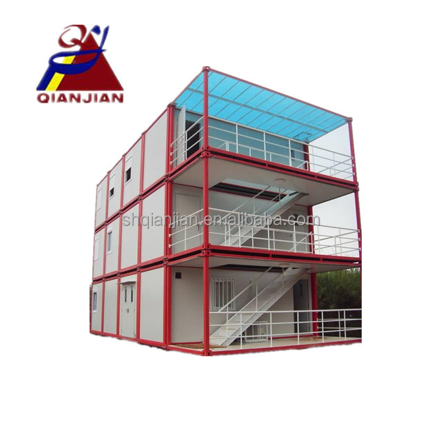 modular 40ft/20ft prefab container homes india chennai