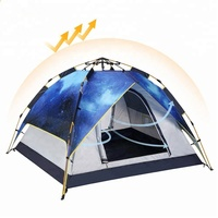 2019 Hot Selling Style 3-Person Dome Camping Tent
