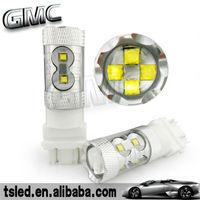 Buy 3157 CREE 7W non-polarity car LED turn signal light brake ...