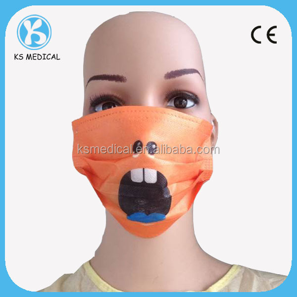 b1432731b4 Disposable Printed Dental Face Mask - Buy Face Mask,Dental Face Mask ...