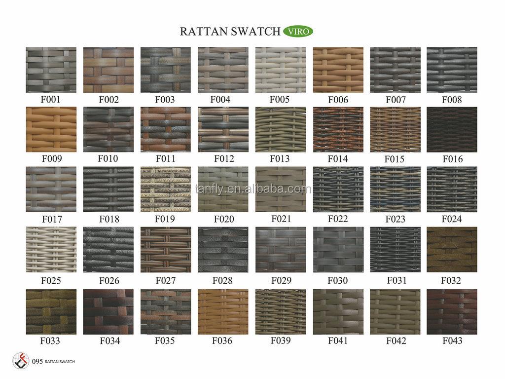 Jy008y 4 Pcs Outdoor Rattan Wicker Sofa Sectional Patio