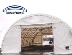 Trussed Steel Structure Storage Warehouse For Sale