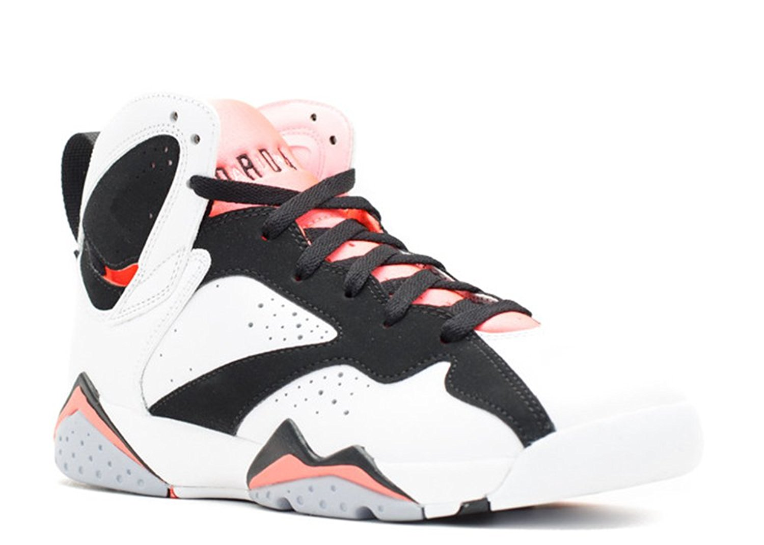 competitive price 25d17 fbebe australia air jordan 5s wolf grey ea69f 136ba  real get quotations mrs  annabel day performance sports shoes air jordan 7 retro gg white white
