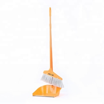 8047 Model floor plastic mini broom and dustpan set