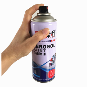 China manufacture aerosol spray paint can empty