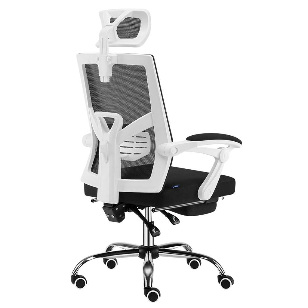Desk Chairs Chair Computer Chair Home Chair Ergonomic Office Chair Home Student Chair Computer Chair Office Chair (Color : Black, Size : 6465123cm)