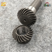 High Precision Customized Crown Wheel And Pinion Gear