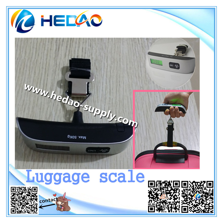 global hot lowest weighing scale for travel luggage