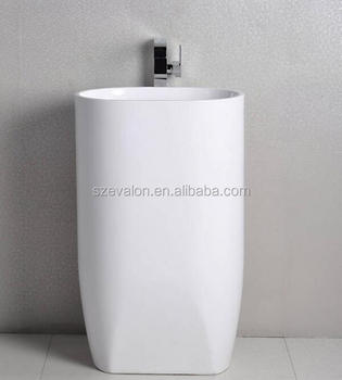 Artificial Stone Solid Surface Columnar