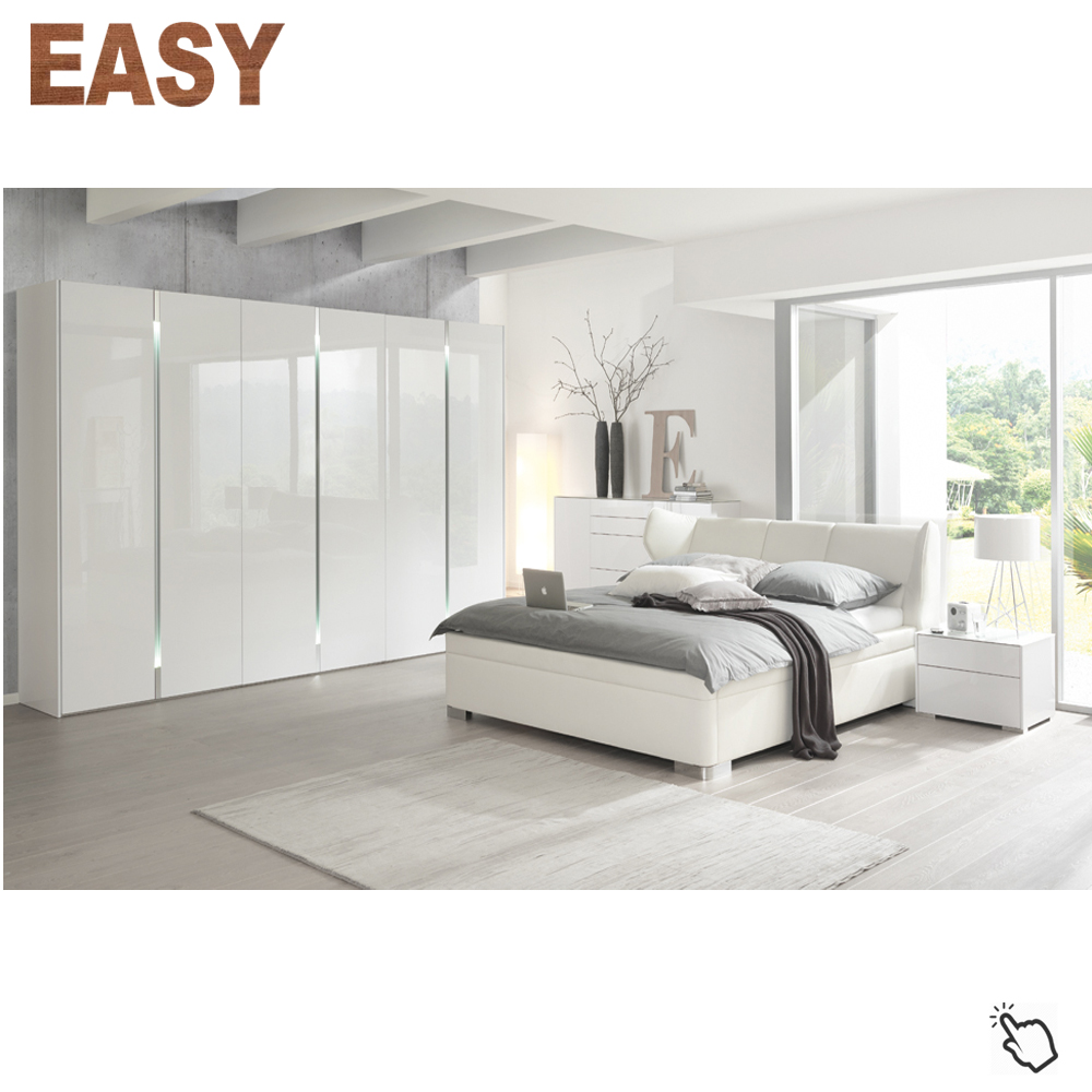 Classic/luxury italian bedroom sets furniture