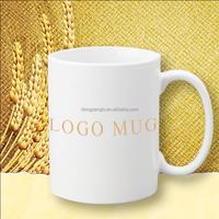 oem customized blank coffee mugs wholesale custom logo plain white coffee cheap ceramic mug