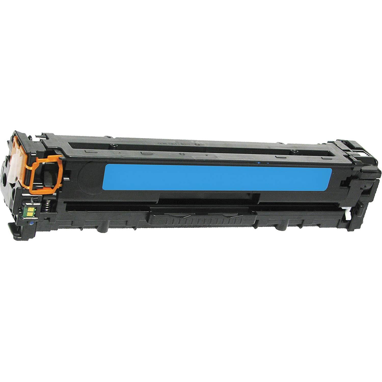 1 Inktoneram Replacement toner cartridge for HP CF381A 312A Cyan Toner Cartridge Color LaserJet Pro M476nw M476dw MFP M476dn