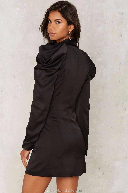 ladies coat dress suits formal dress coats women sexy mini