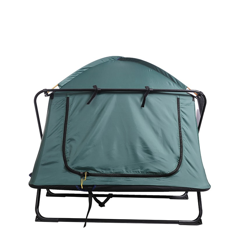 Single Camping Tent Cot Package Details