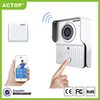 Night Vision Monitor Remote Control Video wireless video camera wifi video door intercom wireless doorbell waterproof