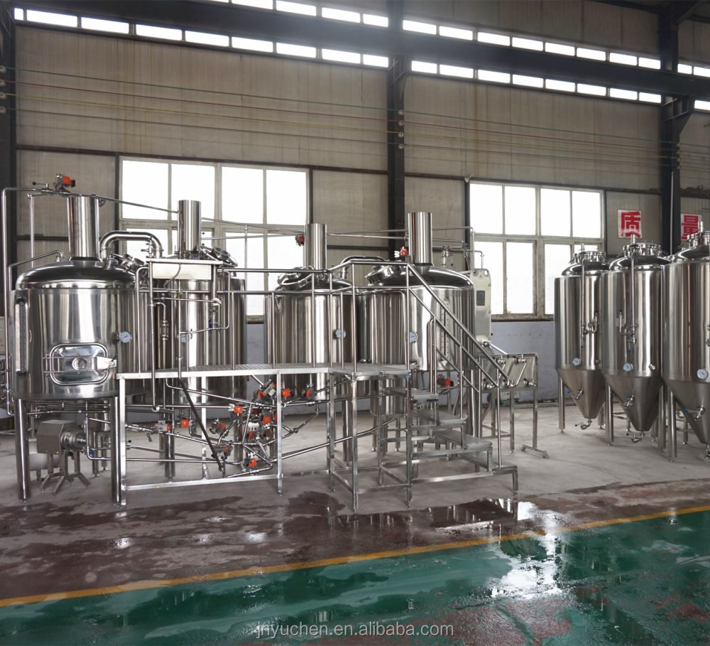 10bbl craft beer brewing equipment for pub/restaurant/micro brewery/ homebrewers
