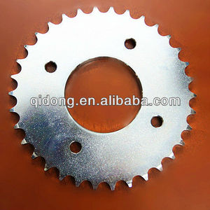 lc135 Parts Galvanized sprocket CNC line