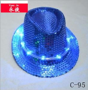 14d689046 Cowboy Hat Light Up