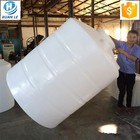 Custom color poly plastic 2000 liter water tank price cheap
