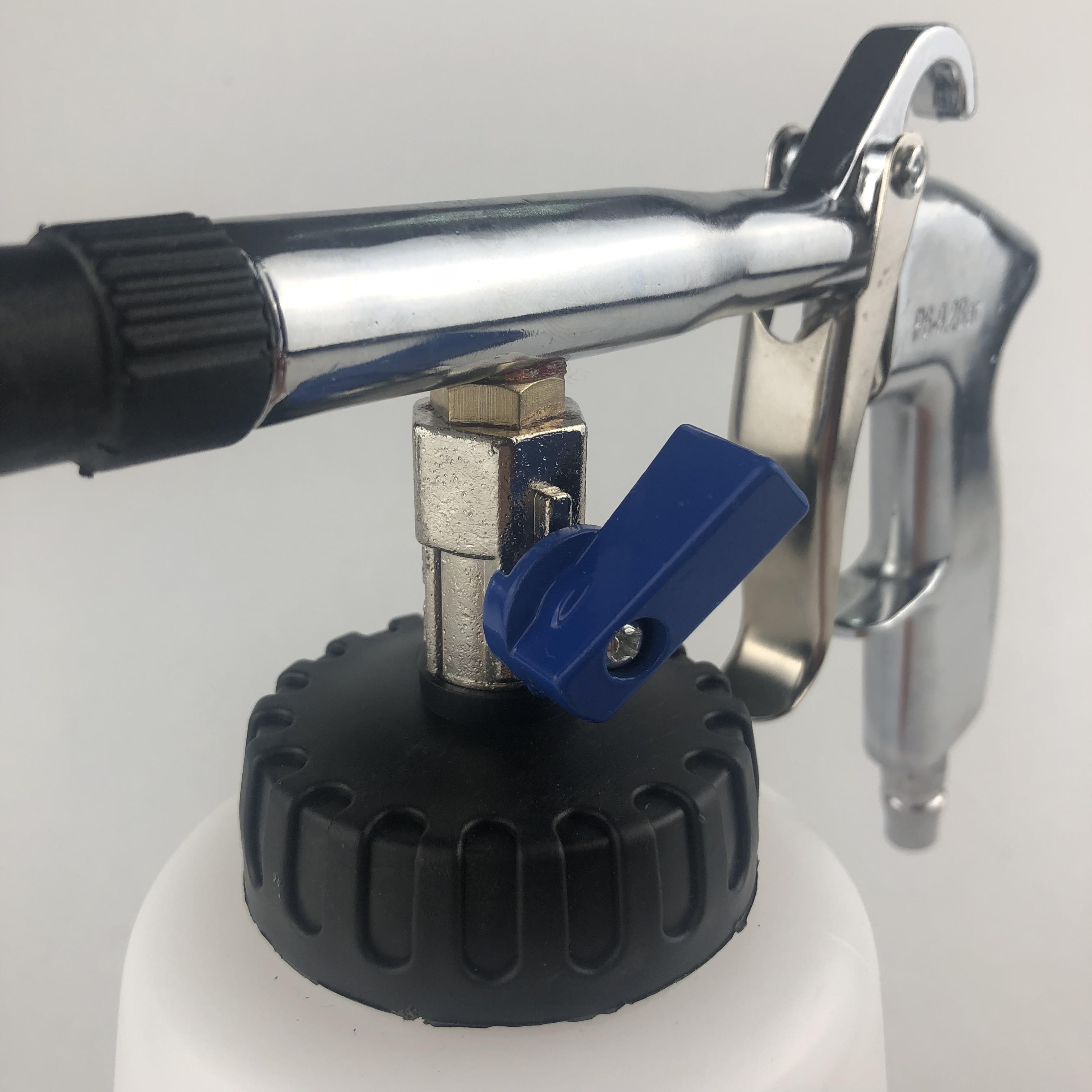 Heißer verkauf air staub pistole tornado reinigung werkzeuge staubsauger/tornado pistole