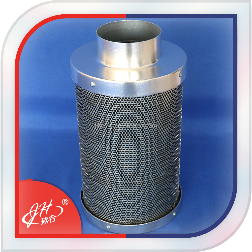 Hydroponic Carbon Air Filter/carbon Bed Depth 50mm Carbon Filters ...