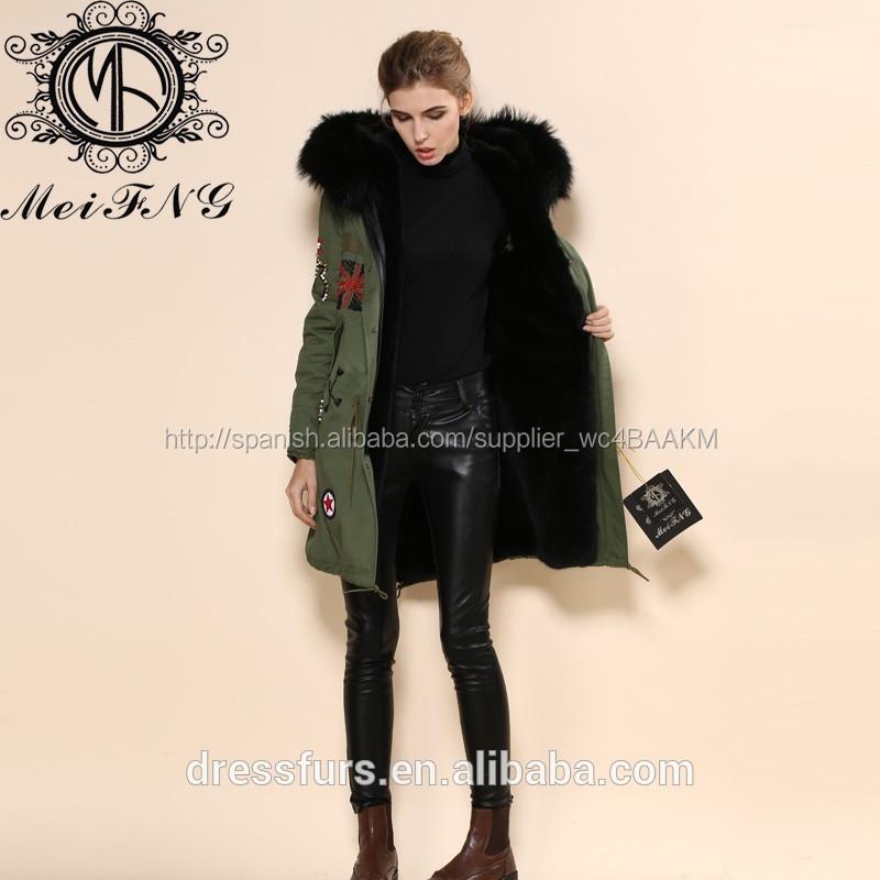 Moda Venta 2015 Mejor La Ropa Mujer Abrigo Abrigos De Piel rqFrwf