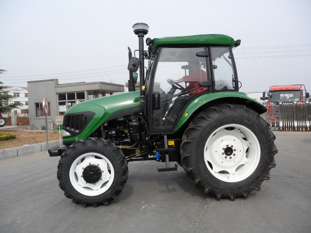 cheap tractor 100hp 4WD, farm machinery, agricultural tractor, DQ1004