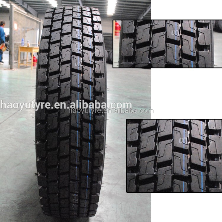 Truck Tires Used Commercial Truck Tires