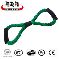 Professional gym resistance fitness band for exercise