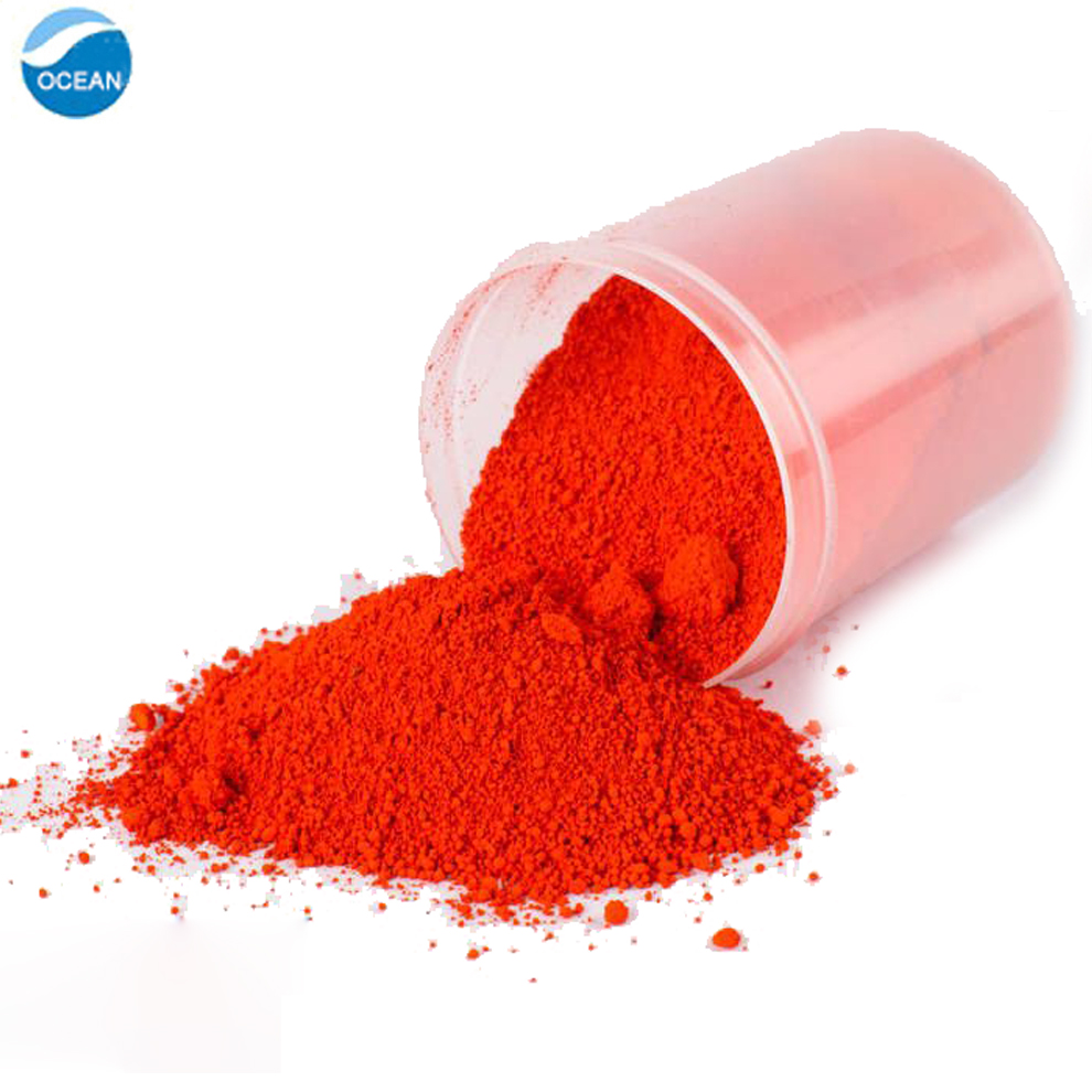 Hot sale & hot cake Factory price Cadmium Red pigment red 108