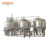 Turnkey Brewery 4 Vessels Brewing Equipment For Beer Making