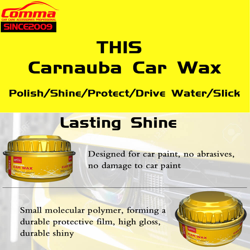 Auto brazilian ceramic coating private label waterproof waterless care liquid crystal wash carnauba polish car wax