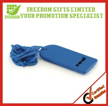 Hot Sale OEM Logo Printed Promo Whistle