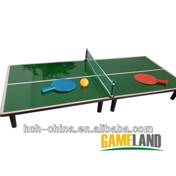 Tabletop Mini Ping Pong Table Tennis Game Tabletop Game Factory
